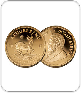 1oz GoldKrugerrand Coin