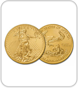 Amercian Gold-Eagle Coin